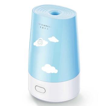USB加湿器家用静音卧室办公室孕妇迷你空调空气小型净化香薰机