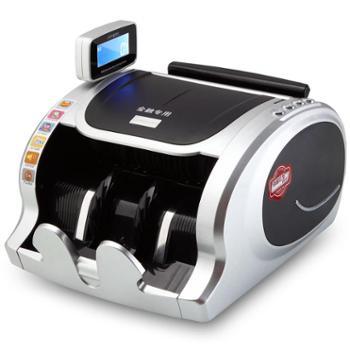 齐心 JBYD-2188(C) 语音红外双冠王点钞机 验钞机 3磁头2对红外