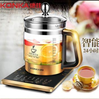 康佳不锈钢电水壶金芝灵 · 养生壶KGYS-1830D四季可用18大烹煮功能