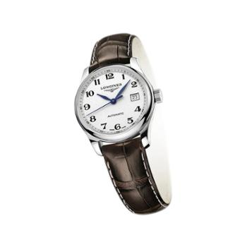 浪琴手表Longines-名匠系列女装腕表 L2.257.4.78.3 机械女表