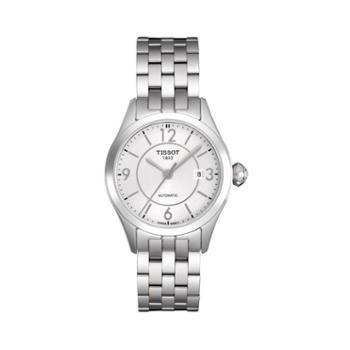 天梭手表Tissot-唯意系列女装腕表T038.007.11.037.00机械女表