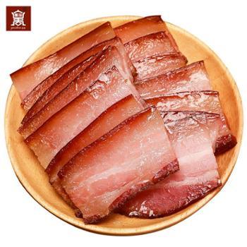 禹珍北川高山土猪腊肉400g