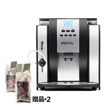 美宜侬/MEROL me-709 意式咖啡机家/商用全自动 美侬 双锅炉进口