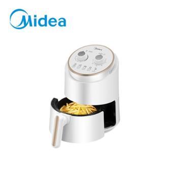 美的(Midea)空气炸锅多功能电炸锅家用无油大容量MF-ZY1501