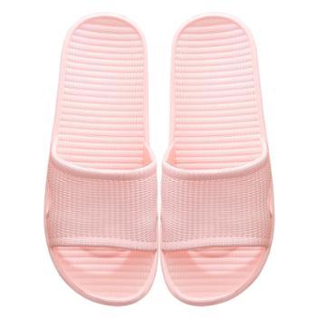 夏季情侣防滑居家软底浴室拖鞋 塑料拖鞋