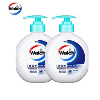 【威露士(Walch)】健康抑菌洗手液 家用按压式抑菌洗手液525ml*4瓶