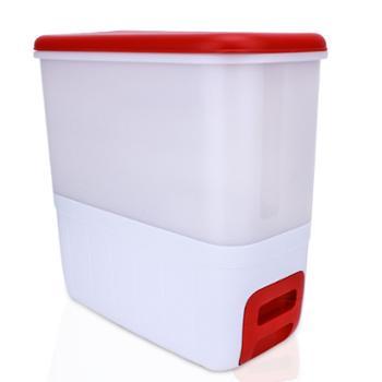 特百惠米满福米仓密封防潮10公斤米桶