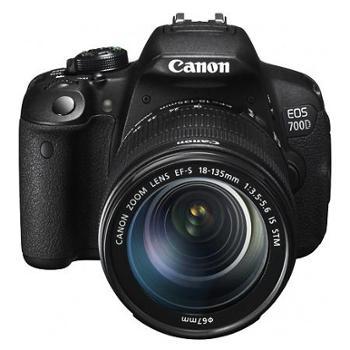 顺丰包邮 佳能 Canon EOS 700D 单反套机 EF-S 18-135mm f/3.5-5.6 IS STM镜头