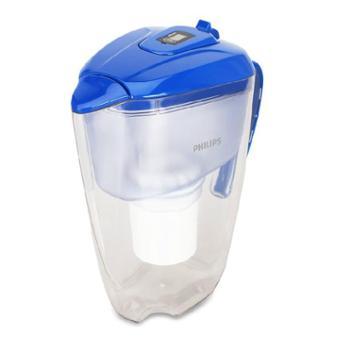 飞利浦净水壶净水器家用直饮自来水过滤器水壶WP2806升级版WP2808