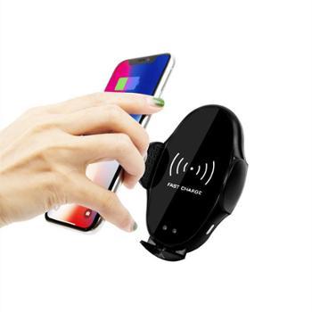 龙岱X10全自动手机支架充电器手机导航支架红外线车载无线充