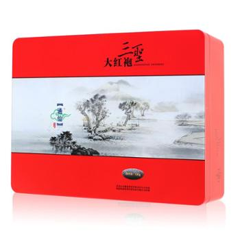 通仙茶叶 大红袍(三圣)礼盒192g
