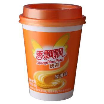 凤展超市香飘飘麦香味奶茶80g*5盒