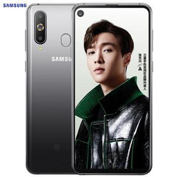 【正品国行现货当天发】三星A8s(SM-G8870)黑瞳全视屏手机全网通4G双卡双待