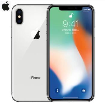 【赠送无线充+壳膜线套装】AppleiphoneX(A1865)全面屏手机全网通苹果iphonex苹果X