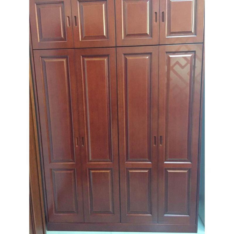 红胡桃木衣柜