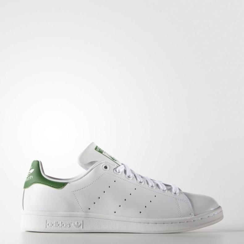 Adidas阿迪达斯 史密斯小白鞋 情侣经典款M20324 M20325