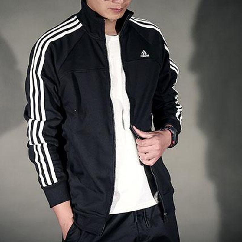 adidas阿迪达斯男子运动卫衣休闲外套男款夹克 x21108