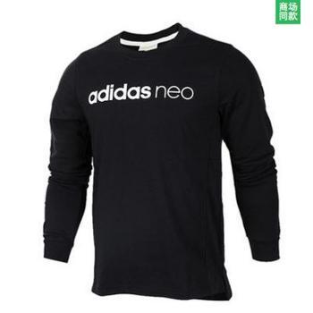 Adidas阿迪达斯情侣款运动卫衣休闲套头衫SH