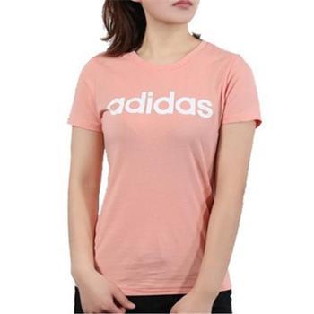 adidas阿迪达斯女子休闲短袖恤DW7945DW7946