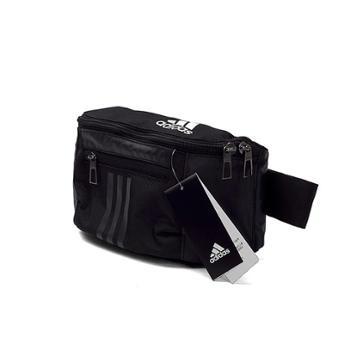 adidas 阿迪达斯 男女 跑步训练专用 腰包小包运动包 BS0765