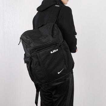 Nike耐克双肩包男包女包2019新款詹姆斯篮球书包背包BA5563-010