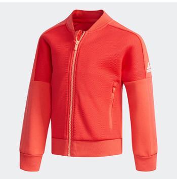adidas阿迪达斯儿童女童青年运动休闲ZNE3HOODIE外套夹克