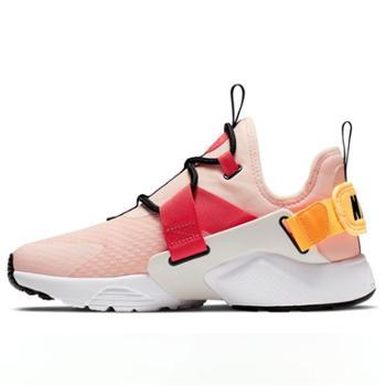 Nike耐克女鞋2020春季 AIR HUARACHE华莱士缓震跑步鞋 AH6804-601