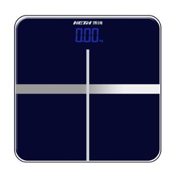 禾诗电子称 体重秤家用电子秤人体秤体重称成人体重计精准称重仪