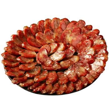 【原味腊肠】王家五 湖南湘西特产香肠农家烟熏腊肠腊味食材500g