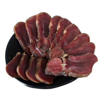 王家五腊猪舌湖南土特产烟熏肉猪舌头腊味农家腊味500g