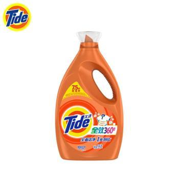 宝洁 汰渍全效洗衣液3千克7.5折优惠促销装*1瓶