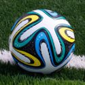 5号足球 贴皮足球 定制 世纪曙光 足球用品