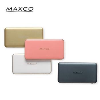 【贵州新机】【众智通讯】MAXCO美能格刀锋充电宝移动电源超薄苹果聚合物充电宝8000毫安
