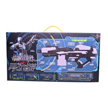 峰佳软弹枪异次元战神电动玩具连发狙击枪儿童玩具枪821雷焰极光