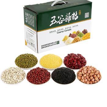中冀惠民 杂粮礼盒B款 纯天然绿色无公害 七个品种 3280g