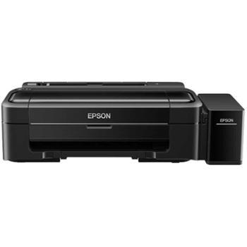 爱普生Epson墨仓式办公彩色喷墨打印机标配280ml正品大容量墨