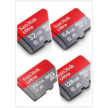 闪迪(SanDisk) 手机卡TF卡 内存卡 照相卡 sd卡平板电脑存储卡相机存储卡 记录仪储存卡 摄像头储存卡 32GB 64GB 128GB