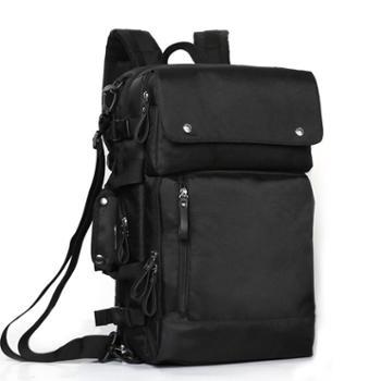 商务出差多功能电脑包双肩包旅行男 背包单肩手提电脑包休闲公文包