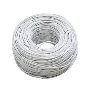 飞利浦(PHILIPS) 6类千兆网线原装六类网线305米白色