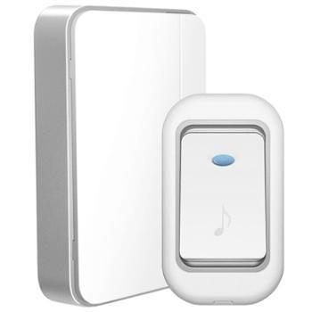 雄迈一拖一穿墙用电池电子门铃老人呼叫器远程智能遥控门铃无线家用