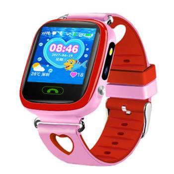 Umeox 儿童智能电话手表男女生拨号通话拍照相机语音聊天深防水 电信专用版