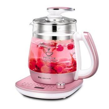 金正养生壶全自动加厚玻璃多功能电热烧水壶花茶壶迷你煮茶器养身