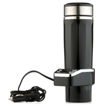 泰澄 C05 电热水杯 车用烧水壶车载电热杯 汽车加热杯 保温杯