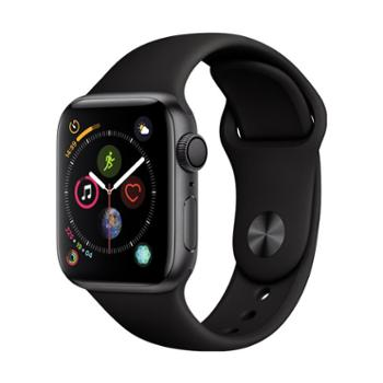 2018新品 Apple Watch Series4 苹果智能手表4代 表壳尺寸44mm GPS版
