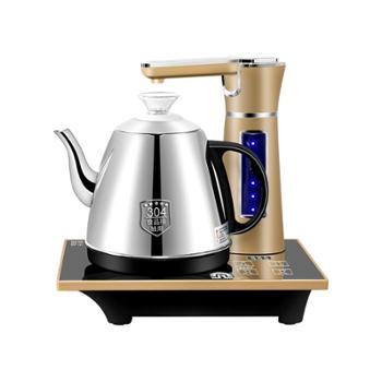 容声全自动上水壶电热水壶家用自吸式烧水壶泡茶壶茶具抽水电茶炉