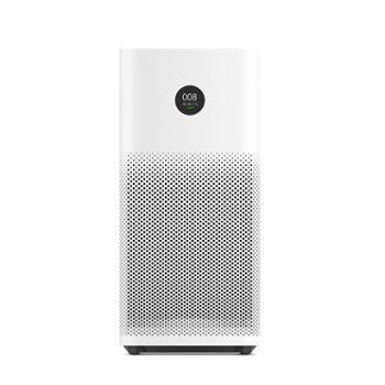 米家空气净化器2S家用室内办公智能氧吧除甲醛雾霾粉尘