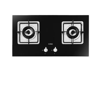 方太/Fotile嵌入式煤气灶双灶钢化防爆玻璃劲火精控JZY-FD21BE