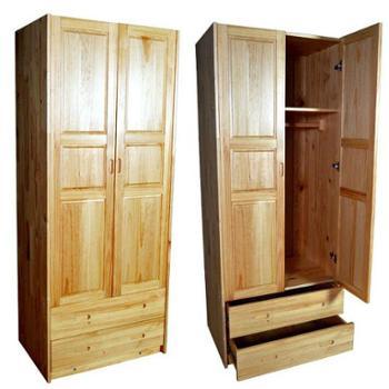 丽康诺尔 两门两抽 衣柜