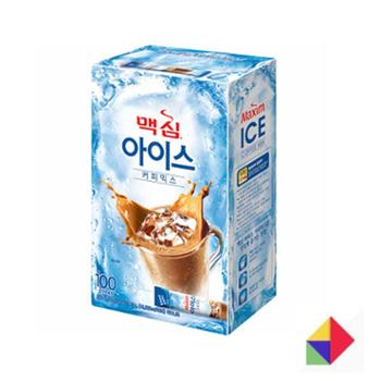MAXIM/麦馨冰咖啡G100条韩国商城食品酒饮冲调饮品速溶咖啡