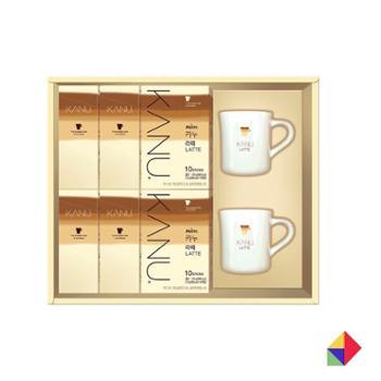 MAXIM/麦馨拿铁速溶三合一G60T韩国商城食品酒饮冲调饮品速溶咖啡